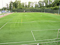 Строительство футбольного поля под ключ!