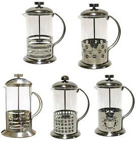 Заварочні чайники, френч преси