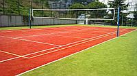 Строительство теннисных кортов под ключ!