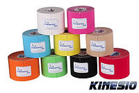 Кинезио тейп (kinesio tape ) Kinematics Розовый