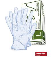 Виниловые перчатки для домашнего хозяйства Rvin