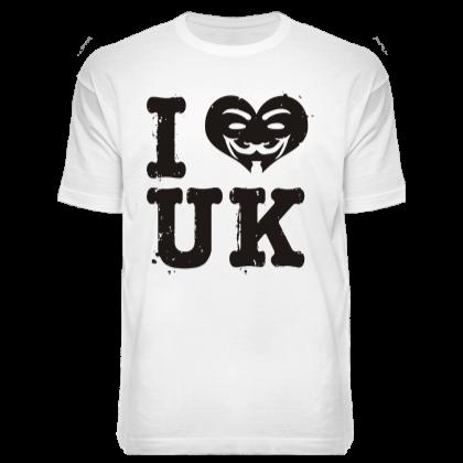 "Футболка ""Love UK"""