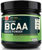 BCAA 5000 Powder Optimum Nutrition, 380 грамм