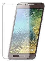 Защитное стекло Ultra Tempered Glass 0.33mm (H+) для Samsung E500H/DS Galaxy E5 (карт. уп-вка)