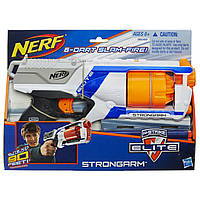 Бластер НЕРФ Элит Стронгарм , NERF N-Strike Elite Strongarm