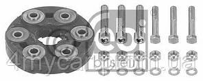 Ремкомплект еластичної муфти mercedes 124/202/208/210 (производство Febi ), код запчасти: 03567