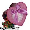 Жевательная резинка Love is в подарочной упаковке 75 шт