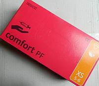 Перчатки медицинские латексные Comfort PF XS,S,M,L,100шт