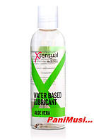 Лубрикант смазка для секса  XSensual Lubricant Aloe Vera 100мл. Натуральный