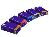 Перчатки медицинские нитриловые латексные PROTECT XS,S,M,200шт