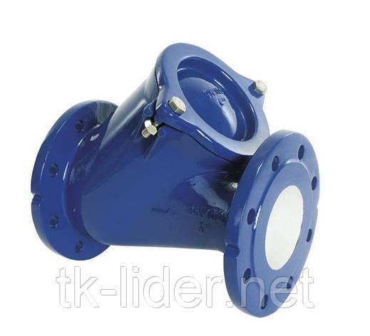 Обратный канализационный шаровый клапан, фото 2