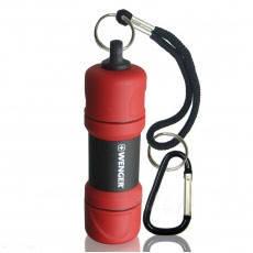 Практичная газовая зажигалка Wenger 23.1021.01 красный