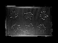"""Коврик резиновый """"Кленовый листок"""" RMP03-3858 (38*58см)"""