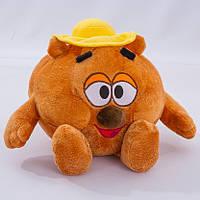 Мягкая игрушка Кроха медведь -  Копатыч (35 см.) из м/ф Смешарики