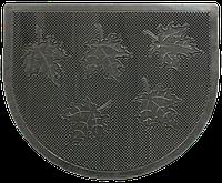 """Коврик резиновый """"Полукруг"""" RMP02-4555 (45*55см)"""