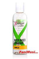 Ванильный секс Лубрикант смазка XSensual Lubricant Vanille 100мл. Натуральный