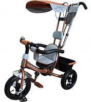 Детский трехколесный велосипед на надувных колесах Мини Трайк Mini Trike