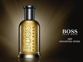 Hugo Boss Bottled Intense туалетная вода 100 ml. (Хуго Босс Ботлед Интенс), фото 3