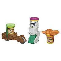 Набор пластилина Play-Doh Звездные Войны Миссия на Эндоре. Оригинал Hasbro