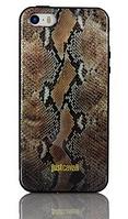 """Силиконовый чехол """"Just Cavalli"""" цвет№1 для Iphone 5/5S"""