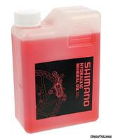 Масло тормозное минеральное Shimano, 1 л