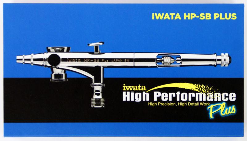 Аэрограф Anest Iwata HP-SB-Plus
