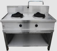 Вок плита T7/CC/02BA Casta для китайской кухни