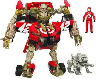 Робот-трансформер Hasbro Лидфут, Стилджо и сержант Детор - Leadfoot & Steeljew& Detour, TF2, Human Alliance
