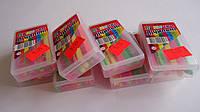 Счетные палочки в пластиковой упаковке,40шт.Палочки для счета.Палочки для обучению счета.Подготовка к школе. П