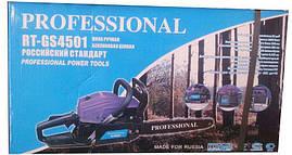 "Бензопила Professional (Профессионал) ""RT-GS 4501"""