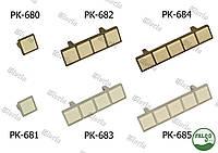 Ручка  мебельная РК-680-685