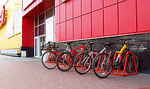 Подставка для велосипед дома