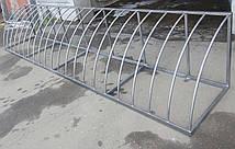 Велопарковки из стали