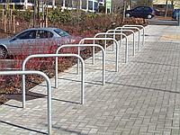 Самодельные стойки для велосипеда