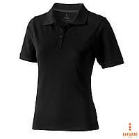 Поло-футболка женская  'Calgary Lady' S (Elevate), цвет в ассортименте