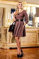 Эффектное женское платье (42-48) ,доставка по Украине