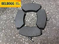 Колодки тормозные передние без ABS Geely CK1 СK2 Джили СК, Джилі