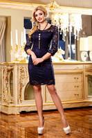 Гипюровое  платье  женское(48-50р) ,доставка по Украине