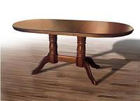 Стол обеденный Наполеон темный орех (Микс-Мебель ТМ)