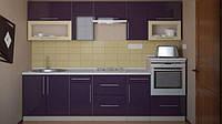 Кухня МДФ 2,8 м Альфа мебель, Украина