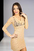 Платье гипюр бантик, фото 1