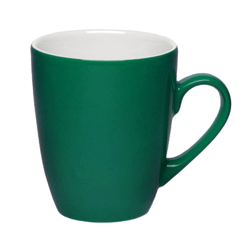 Чашка конусная керамическая цветная