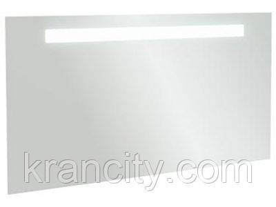 Зеркало для ванной комнаты Jacob Delafon Parallel EB1418-NF, 120см. С подсветкой, анти-пар, Франция
