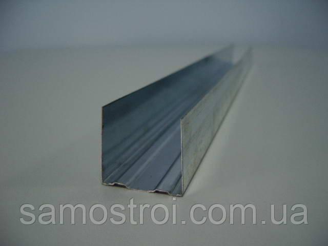 Профиль металический UD 17*20 , 3 м