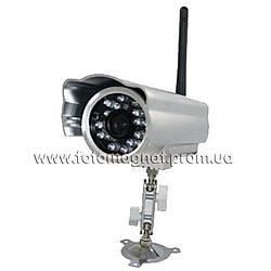 IP камера LUX- J601-WS -IR  ( ip камера видеонаблюдения)