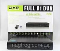 База регистратор для камер видеонаблюдения DVR 6608Z 8ch 8 канальный восьми канальный D1
