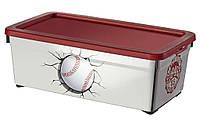 Ящик для хранения Бейсбол, Curver 213772