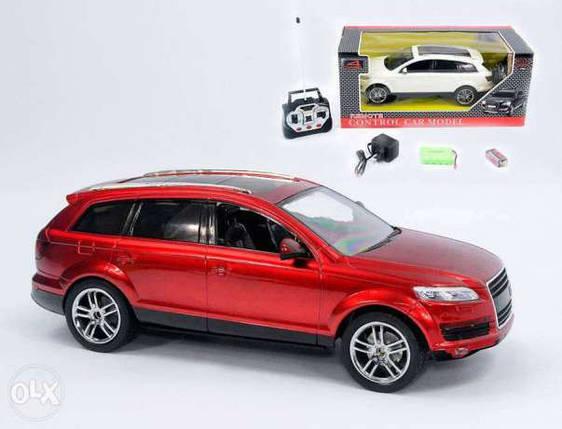 Машина Audi Q7 на р/у 9828-4 А, 1:14, фото 2