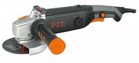 Шлифмашина угловая  РWS230-C  (230мм. 2500Вт поворотная ручка, прорез. виброручка)  P.I.T.