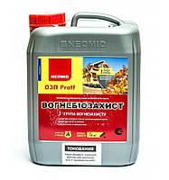 Неомид ОЗП PROFF Огнебиозащита (1, 2 группы огнезащитной эффективности) ТМ  Neomid (5кг/25кг) От упаковки